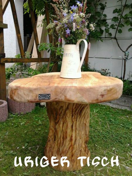 schnitzen mit der kettens ge chainsaw carving dirk rudolf bildhauerei gartenm bel. Black Bedroom Furniture Sets. Home Design Ideas